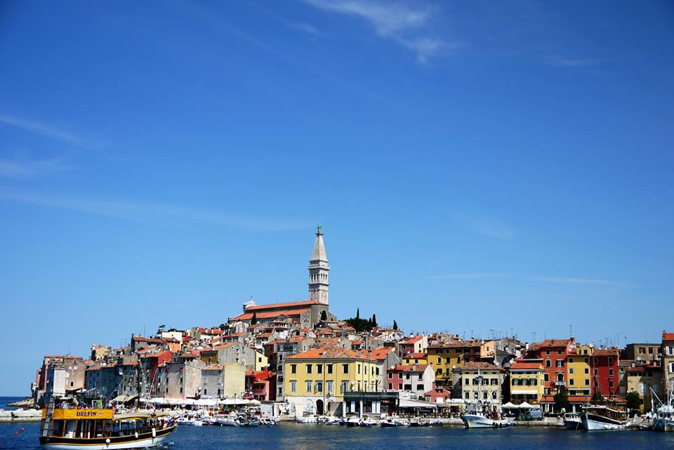 Rovinj, Croatia - a happy accident