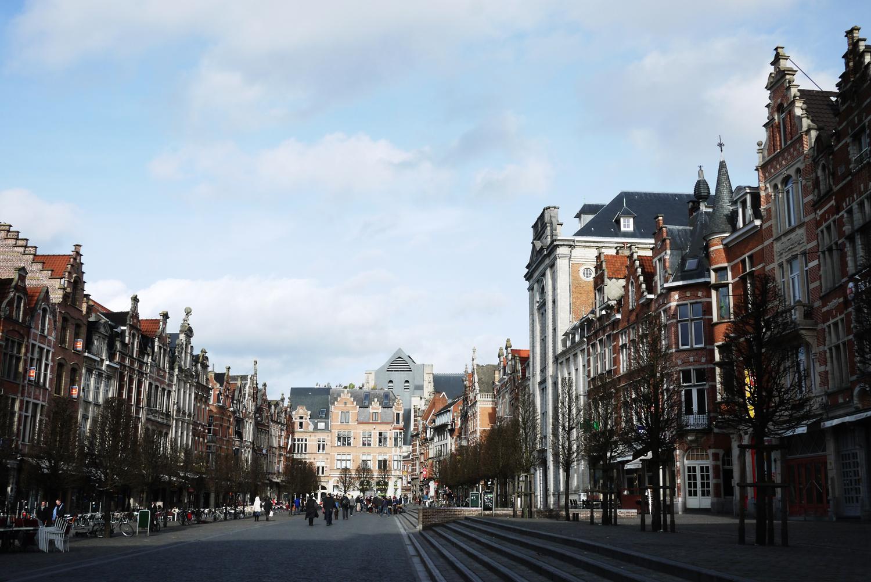 Oude Markt of Leuven