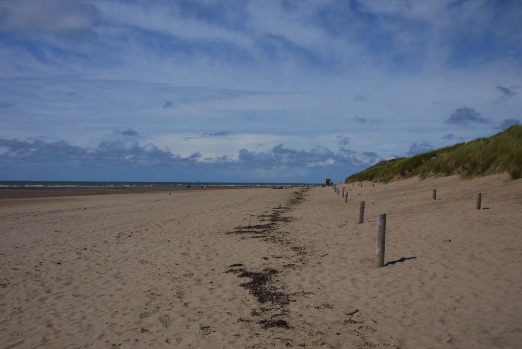 Lifeboat Road Beach, Formby