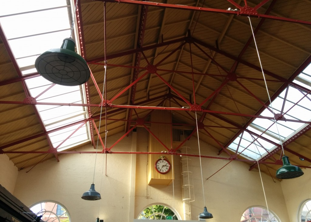 Altrincham Market House Roof 2