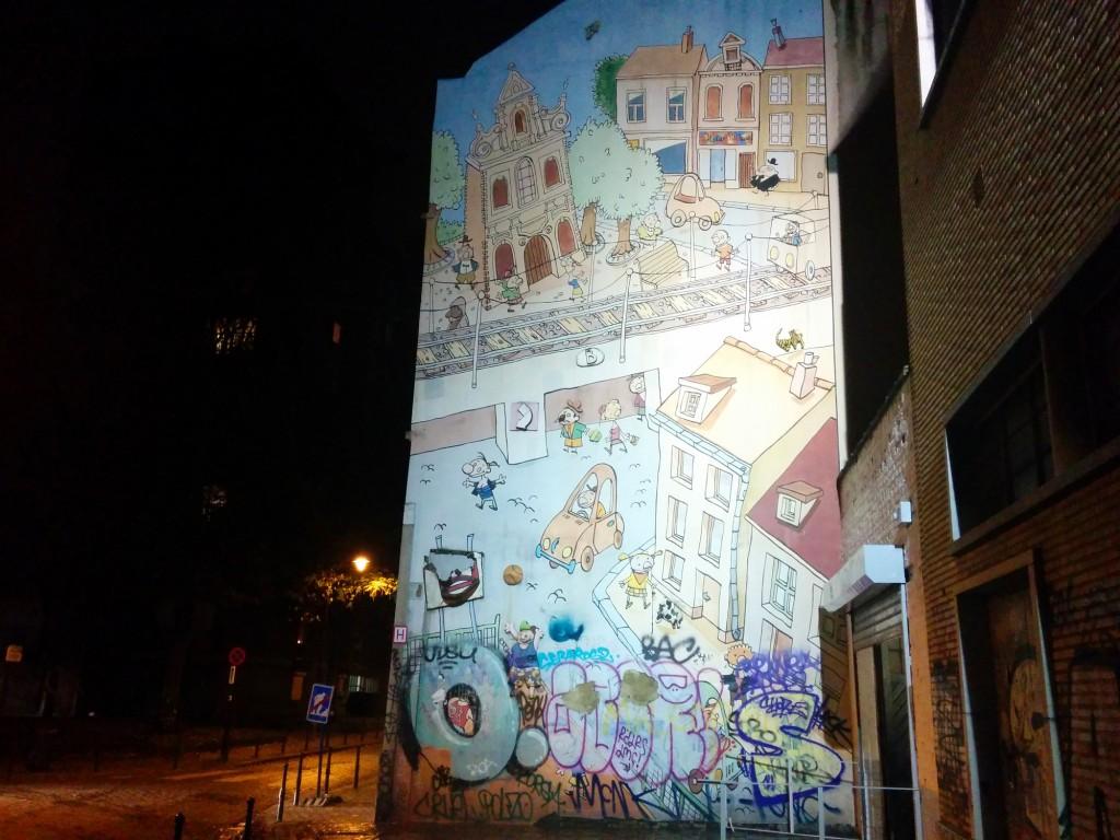 Brussles Street Art 3