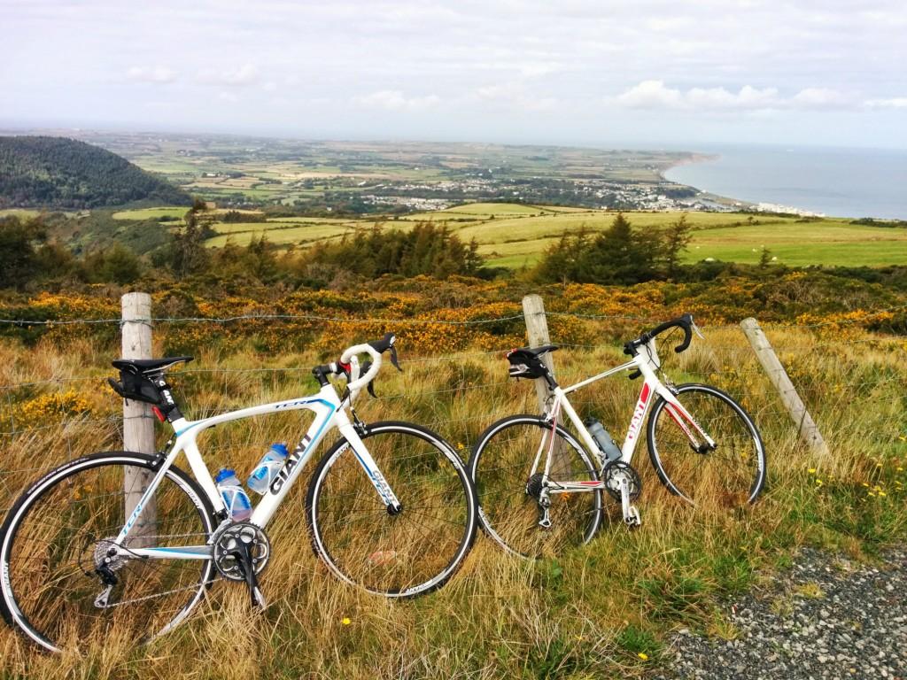 Isle of Man - The summit