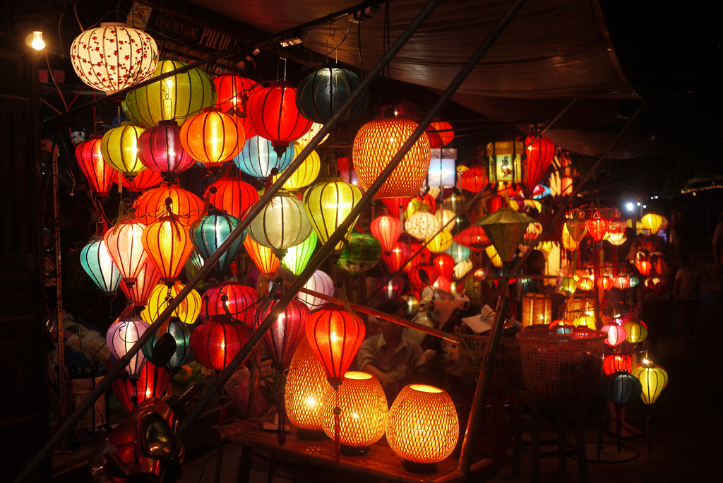 Hoi An Lanterns Night