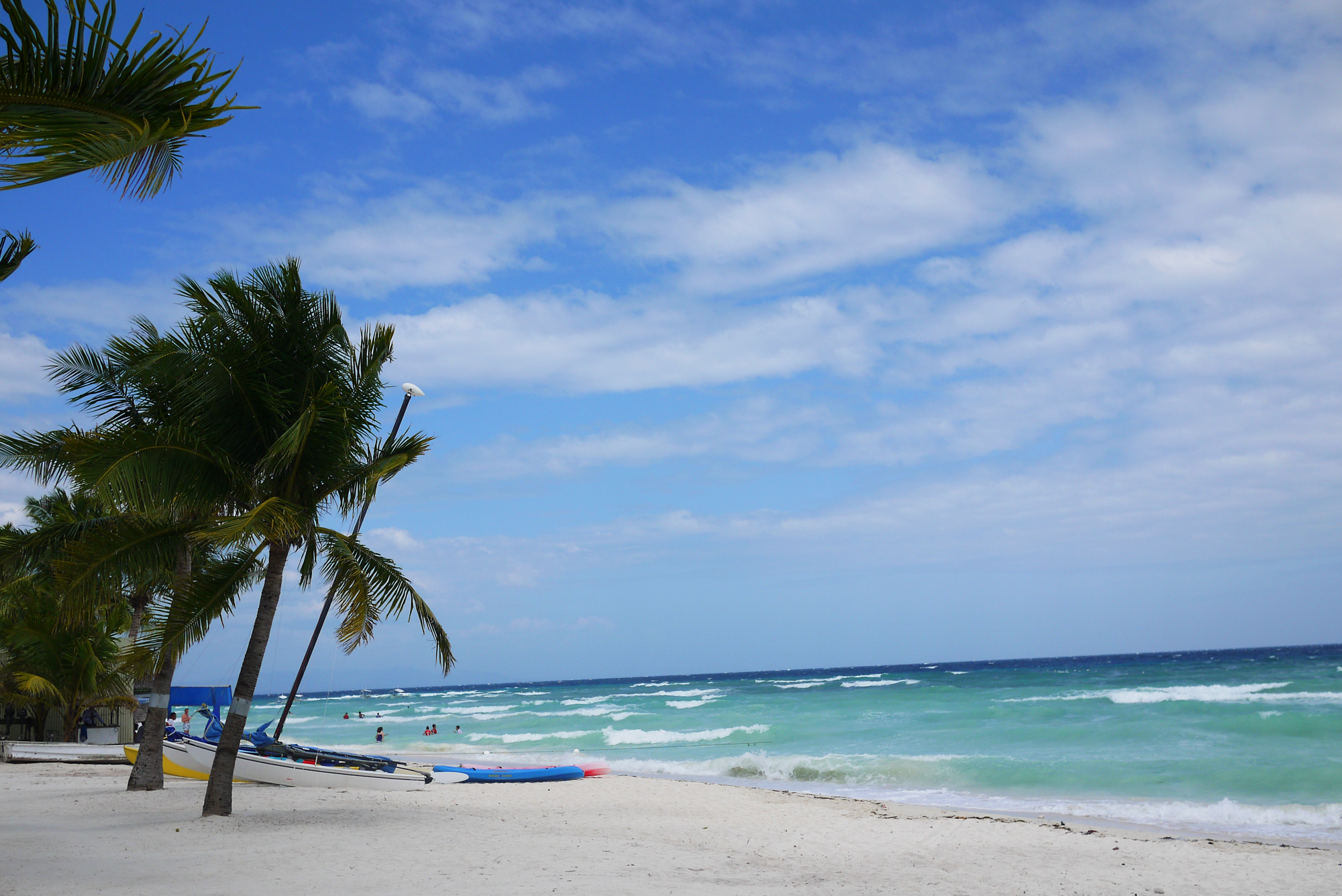 Dumaluan Beach Bohol