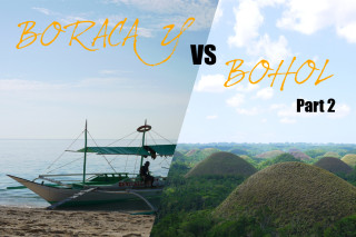 Boracay vs Bohol Part 2