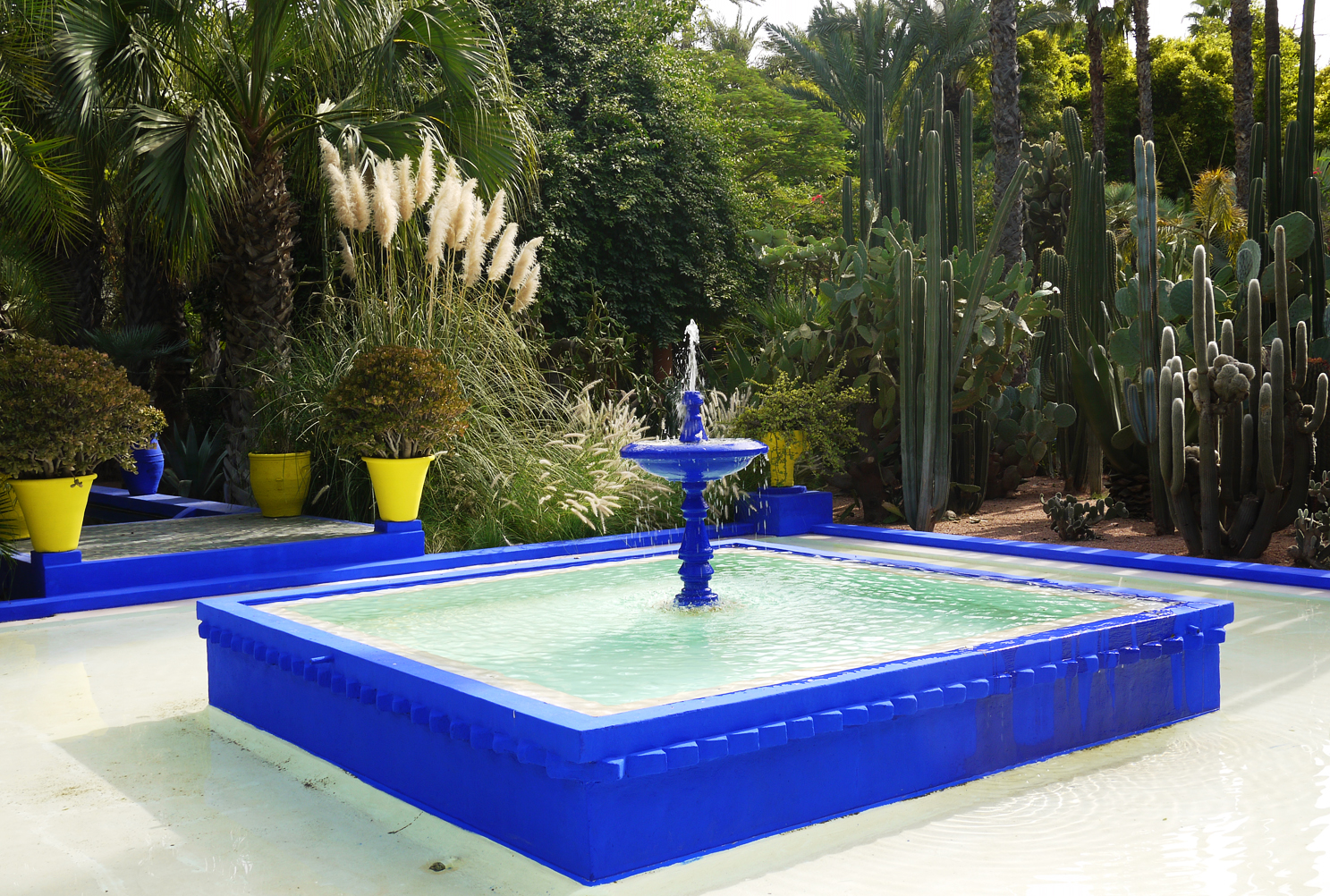 Marjorelle Villa Fountain