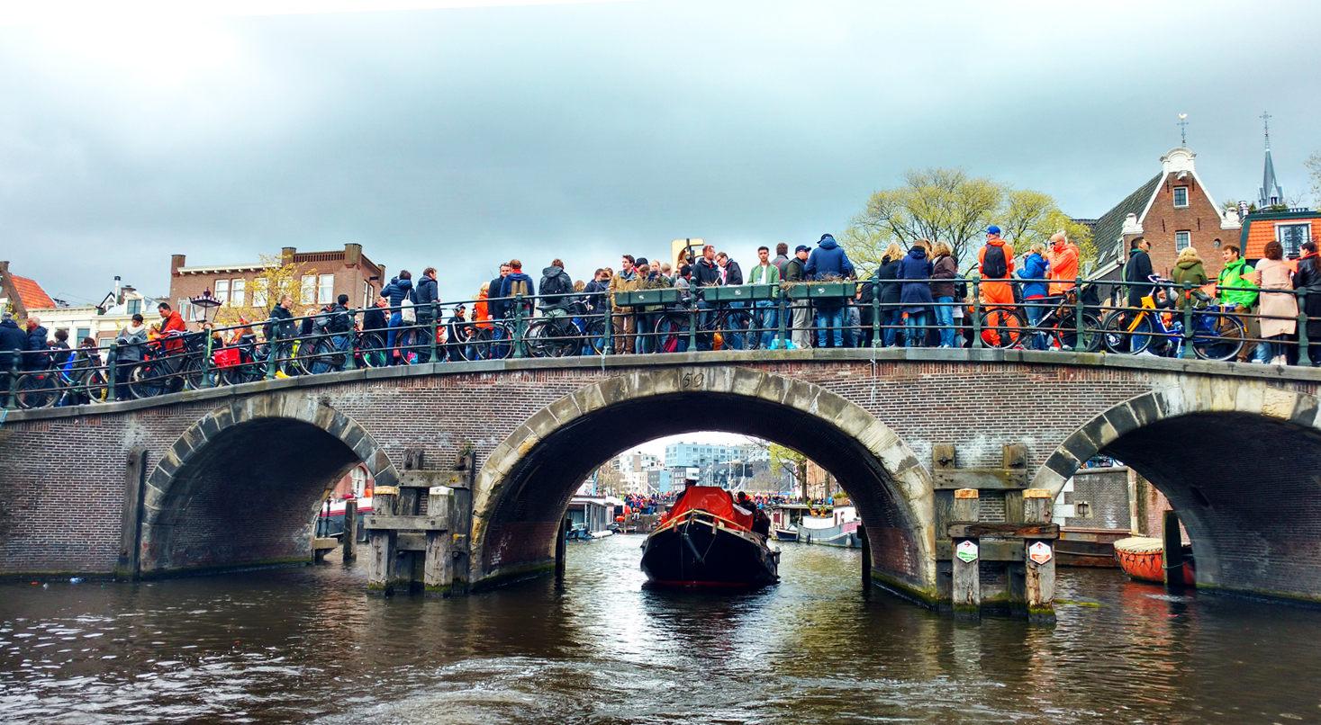 King's Day Bridge
